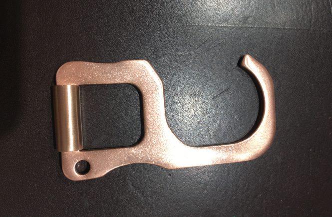 純銅製 多目的フック