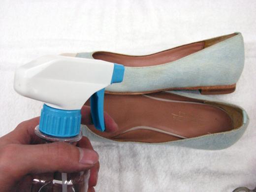 キャンバス地の靴のお手入れ|靴・バッグのお手入れガイド|靴